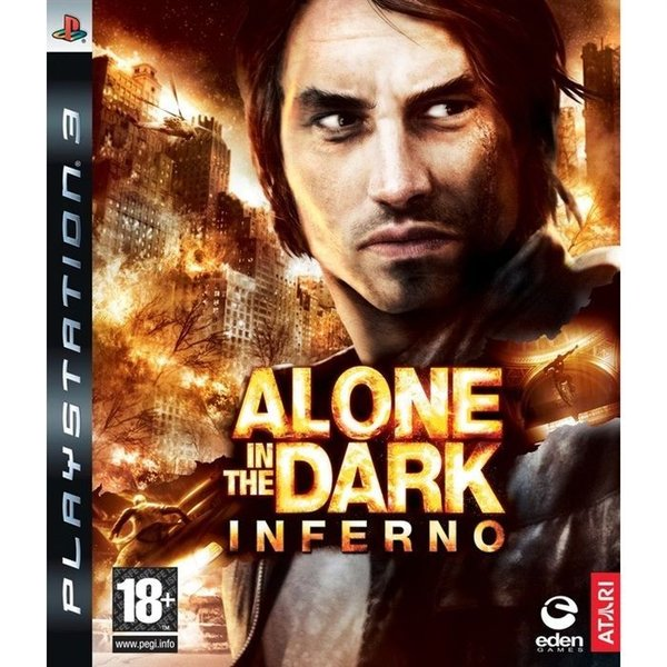 Alone in the Dark - Inferno PS3 (käytetty)