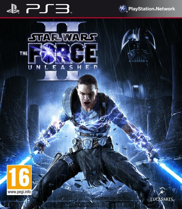 Star Wars The Force Unleashed II PS3 (käytetty)