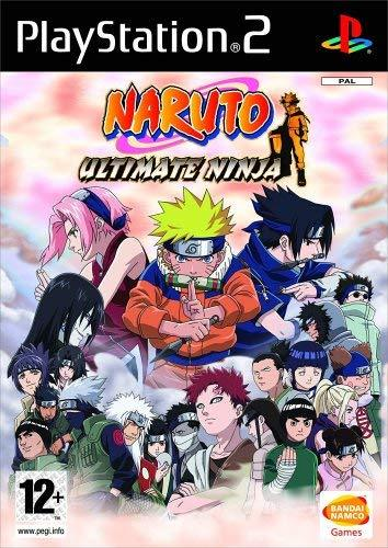 Naruto Ultimate Ninja PS2 (käytetty) CiB