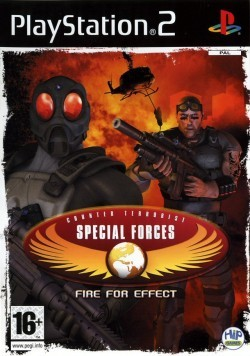 CT Special Forces Fire for Effect PS2 (käytetty) CiB