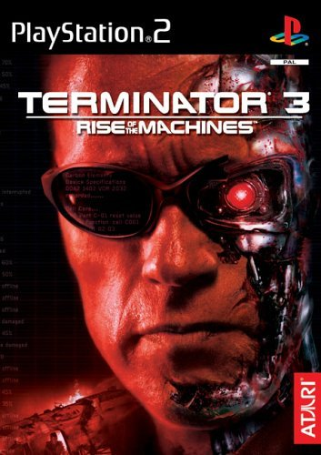 Terminator 3 Rise of the Machines PS2 (käytetty) CiB