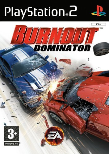 Burnout Dominator PS2 (käytetty) CiB
