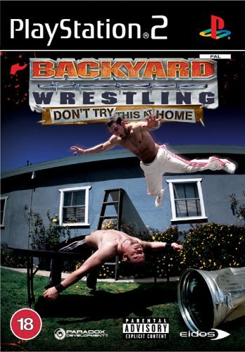 Backyard Wrestling Don't Try This at Home PS2 (käytetty) CiB