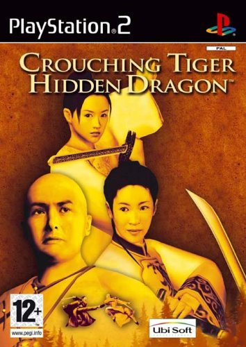 Crouching Tiger Hidden Dragon PS2 (käytetty) CiB
