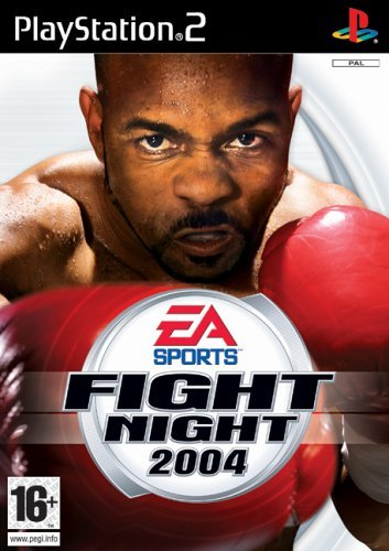 EA SPORTS Fight Night 2004 PS2 (käytetty) CiB