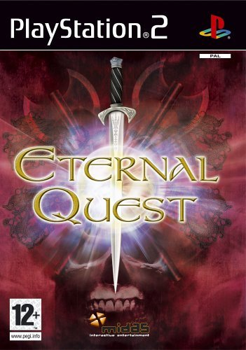 Eternal Quest PS2 (käytetty)