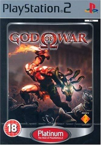 God of War Platinum PS2 (käytetty) CiB