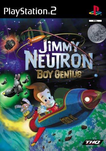 Jimmy Neutron Boy Genius PS2 (käytetty) CiB