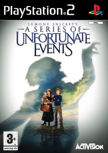 Lemony Snicket's A Series Of Unfortunate Events PS2 (käytetty) CiB