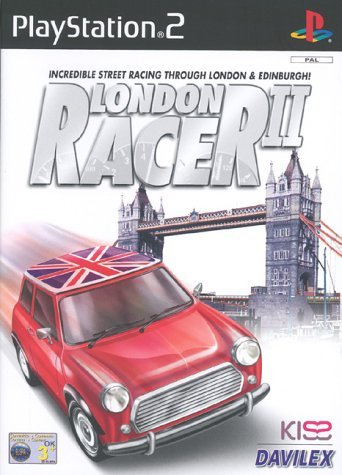 London Racer II PS2 (käytetty) CiB