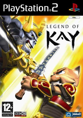 Legend of Kay PS2 (käytetty) CiB