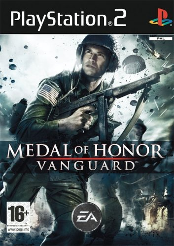 Medal of Honor Vanguard PS2 (käytetty) CiB