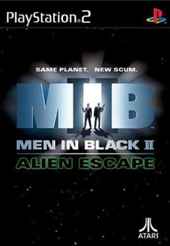 Men in Black 2 Alien Escape PS2 (käytetty) CiB