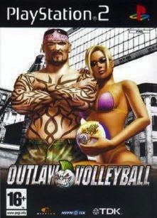 Outlaw Volleyball PS2 (käytetty) CiB