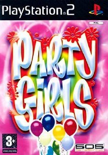 Party Girls PS2 (käytetty) CiB