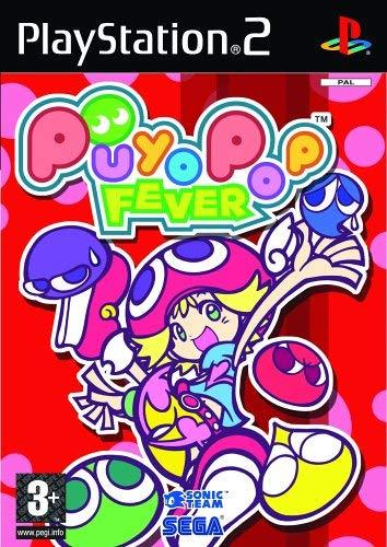 Puyo Pop Fever PS2 (käytetty) CiB