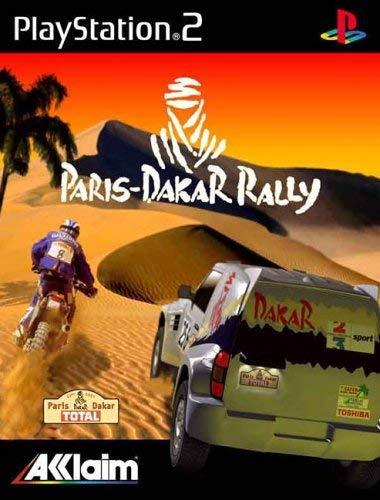 Paris Dakar Rally PS2 (käytetty) CiB