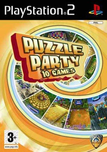 Puzzle Party PS2 (käytetty) CiB