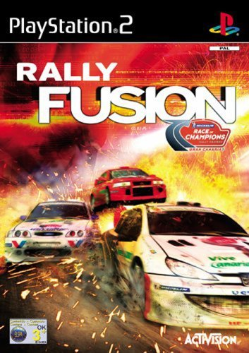 Rally Fusion Race of Champions PS2 (käytetty) CiB
