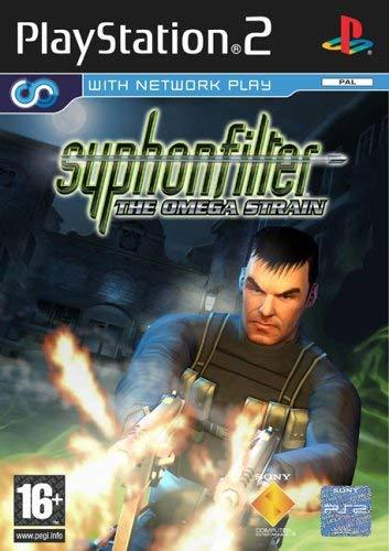 Syphon Filter The Omega Strain PS2 (käytetty) CiB