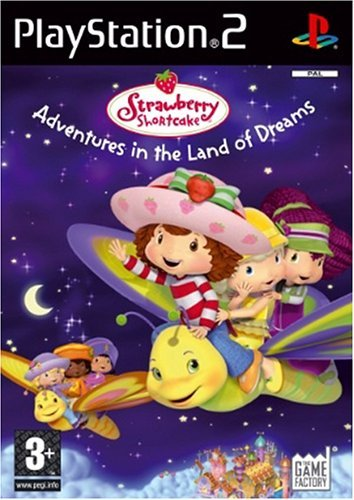 Strawberry Shortcake The Sweet Dreams Game PS2 (käytetty) CiB