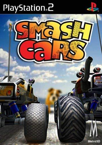 Smash Cars PS2 (käytetty) CiB