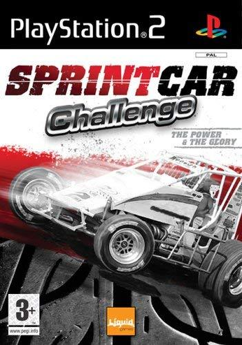 Sprint Car Challenge PS2 (käytetty) CiB