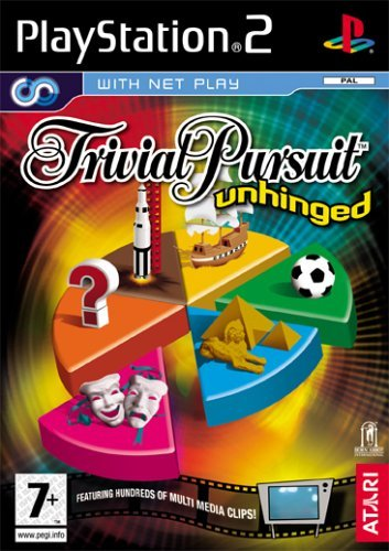 Trivial Pursuit Unhinged PS2 (käytetty) CiB