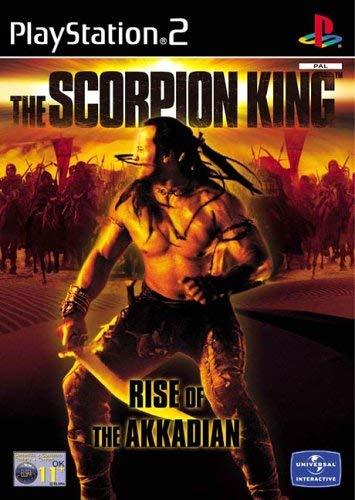 The Scorpion King Rise Of The Akkadian PS2 (käytetty) CiB