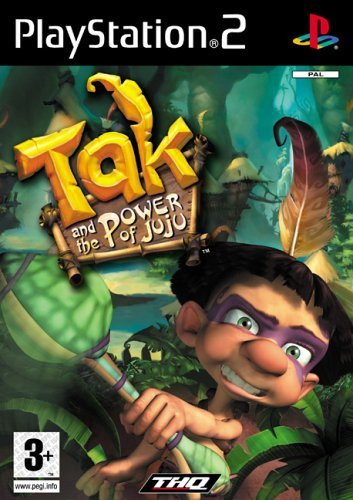 Tak and the Power of JuJu PS2 (käytetty) CiB