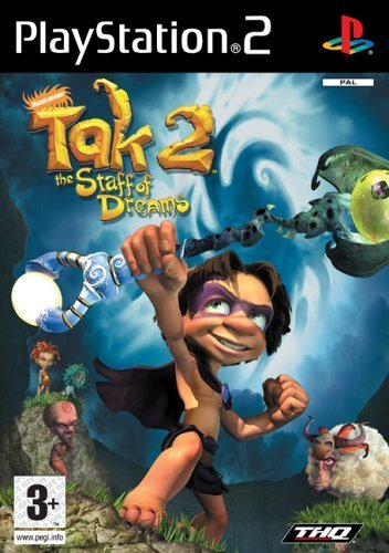 Tak 2 The Staff of Dreams PS2 (käytetty) CiB