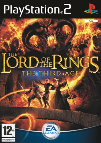 The Lord of the Rings The Third Age PS2 (käytetty) CiB