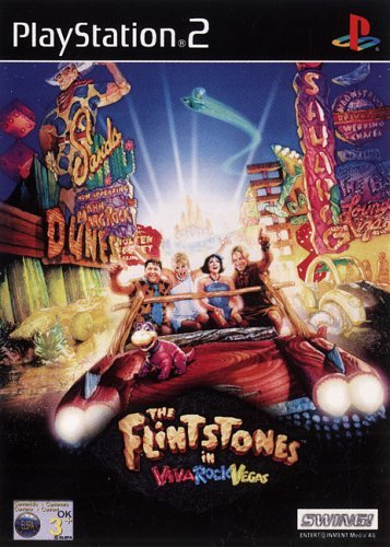The Flintstones Viva Rock Vegas PS2 (käytetty) CiB