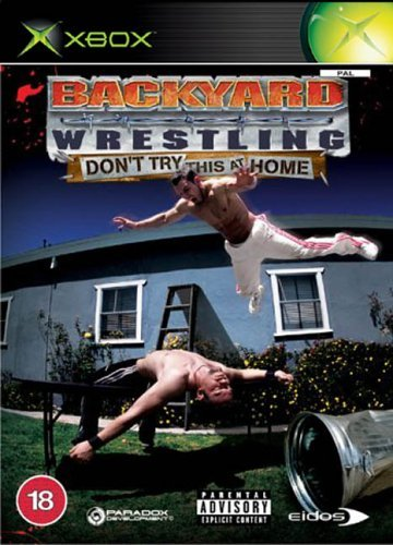 Backyard Wrestling Don't Try This at Home Xbox (käytetty) CiB