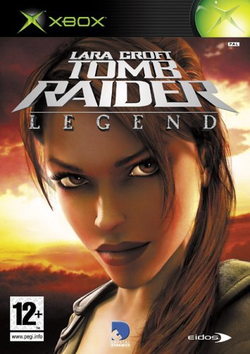 Lara Croft Tomb Raider Legend Xbox (käytetty) CiB