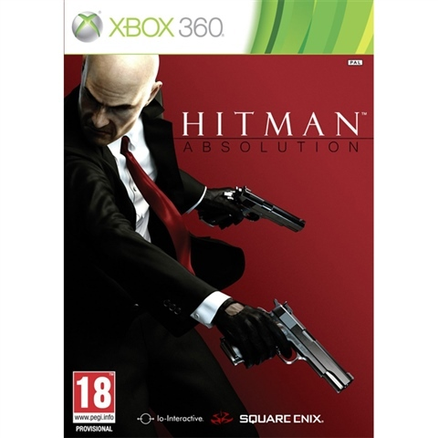 Hitman Absolution Xbox 360 (käytetty)