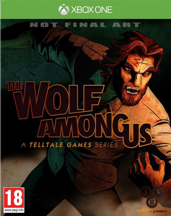 The Wolf Among Us Xbox One (käytetty)