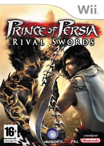 Prince Of Persia Rival Swords Wii (käytetty)