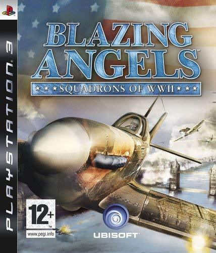 Blazing Angels Squadrons of WWII PS3 (käytetty)