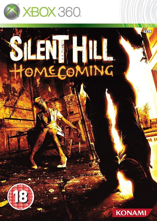 Silent Hill Homecoming Xbox 360 (käytetty)