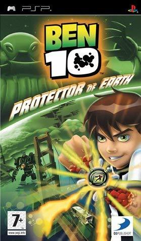Ben 10 Protector of Earth PSP (käytetty) CiB