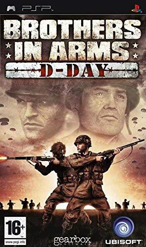 Brothers In Arms D-Day PSP (käytetty)