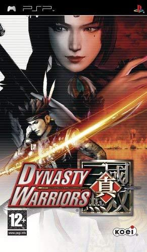 Dynasty Warriors PSP (käytetty) CiB