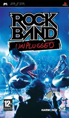 Rock Band Unplugged PSP (käytetty) CiB