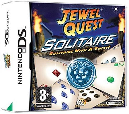 Jewel Quest Solitaire DS (käytetty)