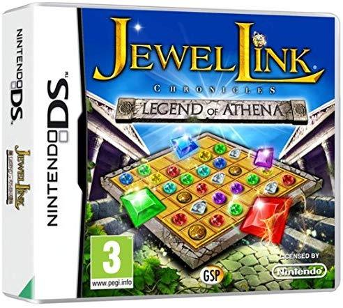Jewel Link Chronicles Legend of Athena DS (käytetty)