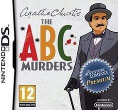 Agatha Christie The ABC Murders DS (käytetty)
