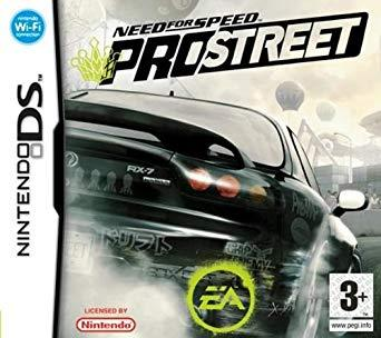 Need for Speed Pro Street DS (käytetty)