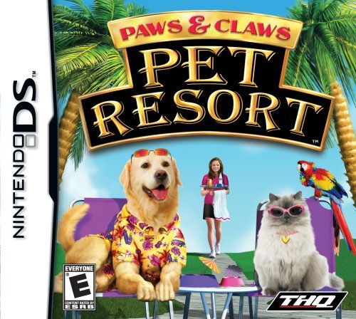 Paws & Claws Pet Resort DS (käytetty) US Import