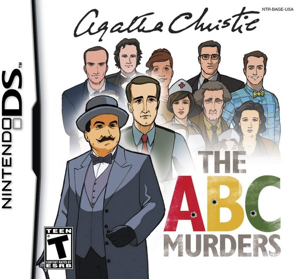 Agatha Christie The ABC Murders DS (käytetty) US Import